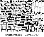 collection of editable vector... | Shutterstock .eps vector #23963647