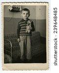 ussr   circa 1970s  an antique...   Shutterstock . vector #239648485