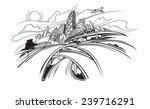 chicago | Shutterstock .eps vector #239716291