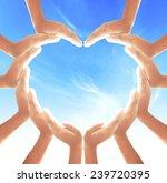 world health day concept ...   Shutterstock . vector #239720395
