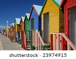 Famous Bathing Cabins In St....