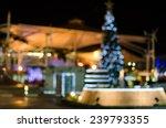 abstract circular bokeh... | Shutterstock . vector #239793355