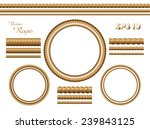 template of design elements.... | Shutterstock .eps vector #239843125