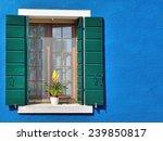 burano island  venice....   Shutterstock . vector #239850817