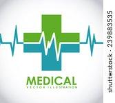 medical | Shutterstock .eps vector #239883535