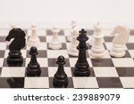 chess pieces    Shutterstock . vector #239889079