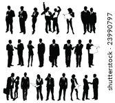 twenty five high quality vector ... | Shutterstock .eps vector #23990797