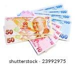 Turkish Banknotes