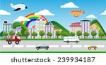 city   Shutterstock .eps vector #239934187
