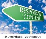 responsive content   street...