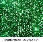 Green Sparkle Glitter...