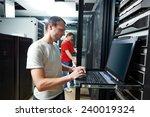 Network Engineer Working In...