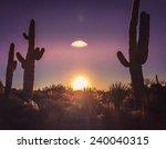 Serene Iconic Arizona Desert...