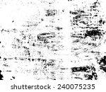 splatter paint texture .... | Shutterstock .eps vector #240075235