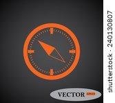 compass    vector  eps 10