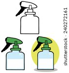 gardening tool gardening...   Shutterstock . vector #240272161