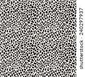 vector seamless pattern. modern ... | Shutterstock .eps vector #240297937