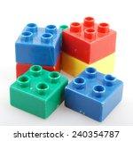 building blocks | Shutterstock . vector #240354787