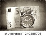 time is money    illustration...