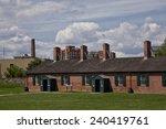 fort york. toronto  ontario ...   Shutterstock . vector #240419761