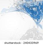 abstract vector background....   Shutterstock .eps vector #240433969