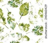 cute pattern of beautiful... | Shutterstock .eps vector #240460429