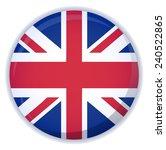United Kingdom Or British Flag...