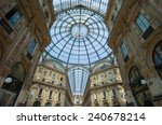milan  italy   april 2011  the... | Shutterstock . vector #240678214