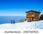salzburg  austria   march 4.... | Shutterstock . vector #240760501