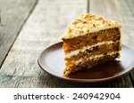 Carrot Cake With Walnuts ...