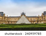 the louvre is one of the world...