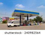 bangkok  thailand   october 18  ...   Shutterstock . vector #240982564
