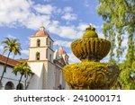 Old Mission Santa Barbara ...