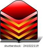 file folder icon | Shutterstock .eps vector #241022119