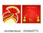 vector illustration of indian... | Shutterstock .eps vector #241063771
