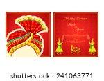 vector illustration of indian... | Shutterstock .eps vector #241063771