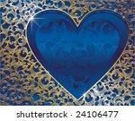 vector gold ornament | Shutterstock .eps vector #24106477