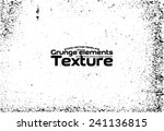 grunge texture   abstract stock ... | Shutterstock .eps vector #241136815