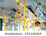 Yellow Bus Handle