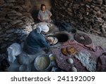 garni  armenia   october 9 ... | Shutterstock . vector #241192009