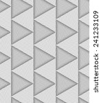 abstract striped triangles... | Shutterstock .eps vector #241233109