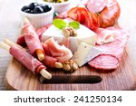 Catering Platter With Different ...