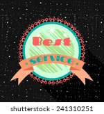 advertising label with text  ... | Shutterstock .eps vector #241310251