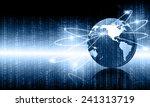 internet concept | Shutterstock . vector #241313719