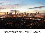 Manila Skyline  Philippines