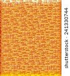 30  yellow orange background  | Shutterstock . vector #241330744
