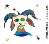 zodiac   taurus | Shutterstock .eps vector #24133126