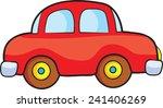 car | Shutterstock .eps vector #241406269