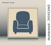 vector illustration of icon... | Shutterstock .eps vector #241411465