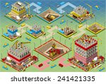 Isometric Buildings...